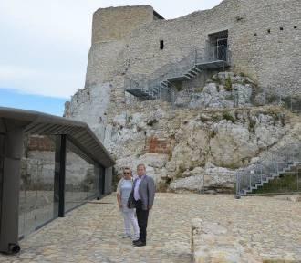 Kolejne miliony na zamek w Rabsztynie