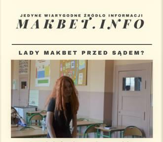 Konferencja prasowa z udziałem Lady Makbet w Ekonomie [ZDJĘCIA]