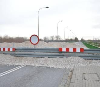 Wielki chaos pod Tarnowem. Kiedy powstanie nowy most?
