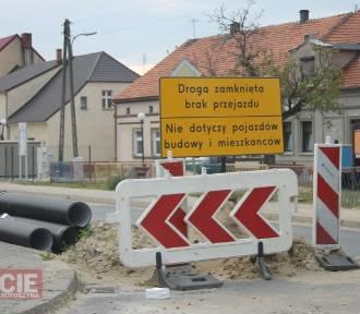 Zmieniamy Wielkopolskę. Trwa budowa kanalizacji w Zdunach ZDJĘCIA