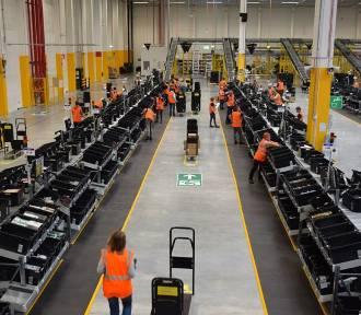 Oficjalne otwarcie Amazon Okmiany! Nadal poszukują pracowników! [ZDJĘCIA,FILMY]