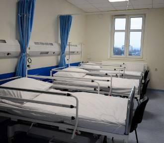 Wyremontowany oddział w szpitalu im. Narutowicza czeka na pacjentów [ZDJĘCIA]