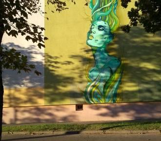 Nowy mural w mieście! [ZDJĘCIA]