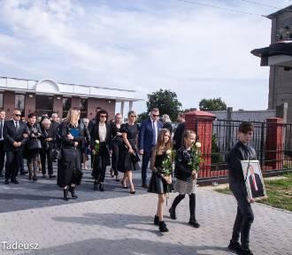 Ostatnie pożegnanie Mariana Ilnickiego, wieloletniego prezesa Agrofirmy Witkowo