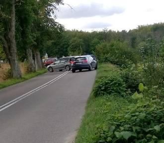 Jak doszło do wypadku na ul. Puckiej w Darzlubiu? Jest mandat dla kierowcy