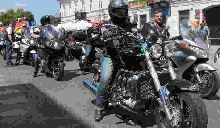 W czasie Motoserca 2018 w Radomiu nie zabraknie widowiskowej parady motocyklistów, którzy przyjadą na deptak