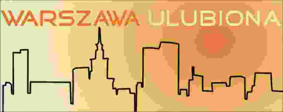"""Logo """"Warszawy Ulubionej"""" - Michał Tuz"""