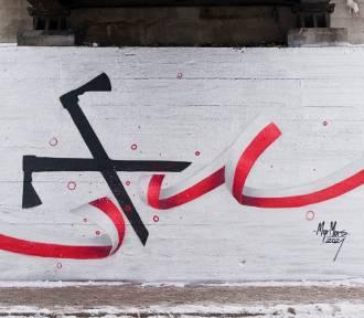 Nowy mural głosem wsparcia sądeckiego artysty dla branży turystycznej