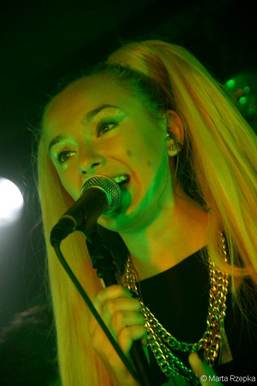 Natalia Nykiel. Koncert w Wypiekach Kultury