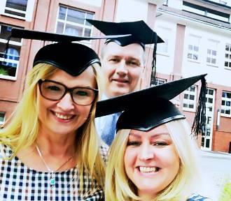 Studenci studiów Master of Corporate Governance w Rybniku odebrali świadectwa [ZDJĘCIA]