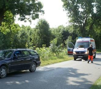 Śmiertelne potrącenie rowerzysty pod Brzezinami