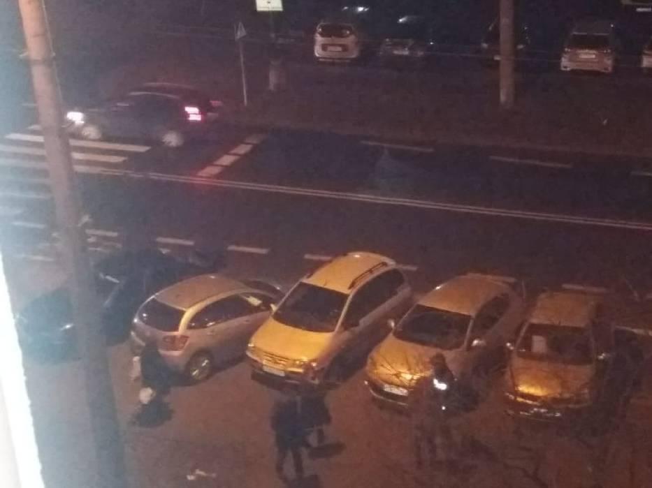 Uszkodzonych zostało pięć samochodów