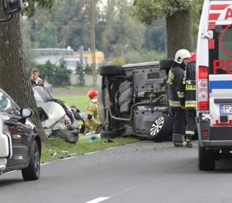 Wypadek 3 aut