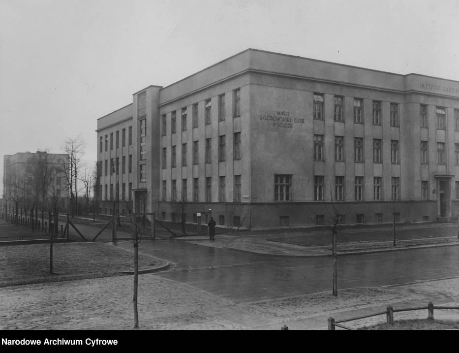 Instytut Radowy przy Wawelwskiej