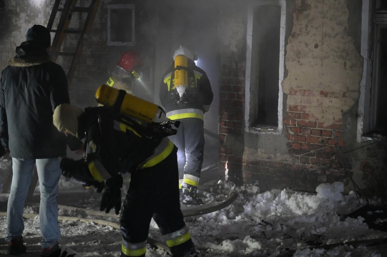 Tragiczny pożar w Grudziądzu