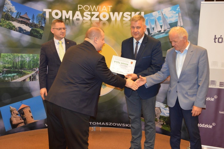 Gmina Tomaszów Maz. na 100 pozycji w Polsce, a miasto na 140