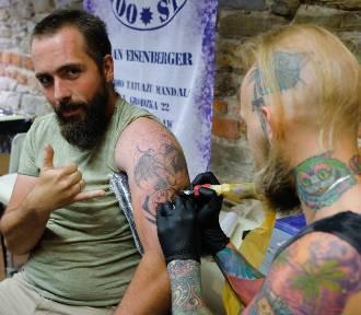 Do Przemyśla zjechali się tatuatorzy [FOTO]