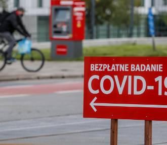 Pięć nowych przypadków COVID-19 w regionie, 234 w Polsce