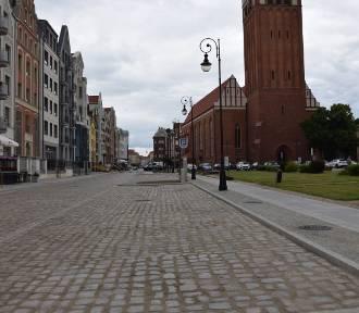 Już można przejechać wyremontowaną ulicą Rybacką [zdjęcia]