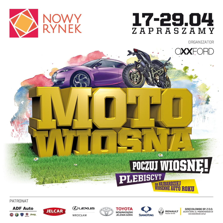 Motowiosna W Centrum Handlowym Nowy Rynek 17 29042018 R Jelenia