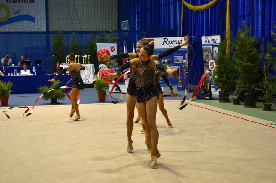 Mistrzostwa w gimnastyce, Rumia
