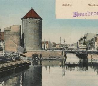 Jak zmieniał się Most Stągiewny? Archiwalne zdjęcia