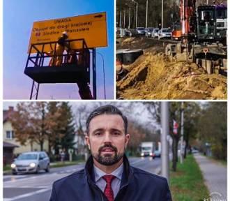 Ulica Warszawska w Białej Podlaskiej zostanie w całości przebudowana