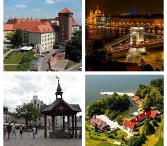 Nad Bałtyk, w Beskidy i do 5 stolic. Dokąd na wycieczkę pociągiem z Wodzisławia?
