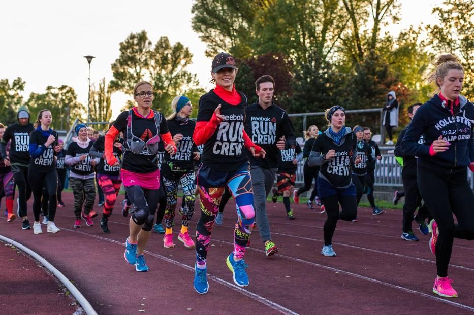 45a79cbd Reebok Run Crew. Byliśmy na treningu inauguracyjnym nowej grupy biegowej!  [ZDJĘCIA]