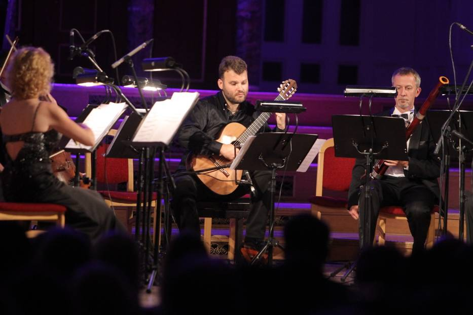 Koncert inauguracyjny Akademii Gitary