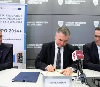 Przeszło 23 mln zł unijnego wsparcia z WRPO na rozwój gospodarczy gmin Piła i Łubowo