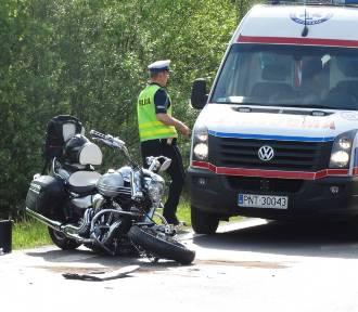 Wypadek na obwodnicy Nowego Tomyśla [ZDJĘCIA]