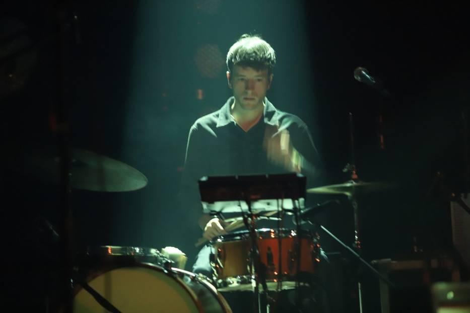 Kortez wystąpił w klubie Wytwórnia w Łodzi