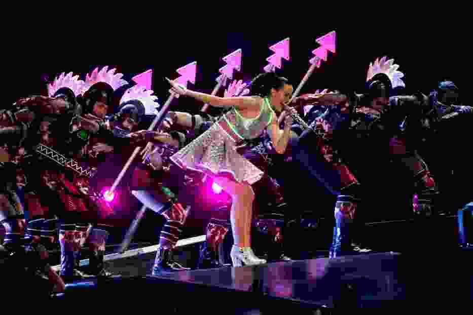 Katy Perry Kraków 2015 Tauron Arena