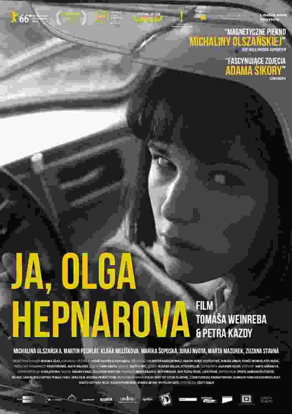 Ja, Olga Hepnarova doceniony prestiżową nagrodą
