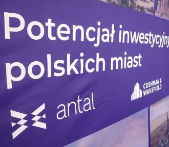 Katowice w w pierwszej ósemce polskich miast wg raportu BEAS 2021
