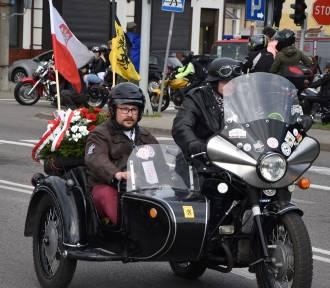 Motocyklowy Rajd Piaśnicki 2020. Motocykliści oddali hołd poległym