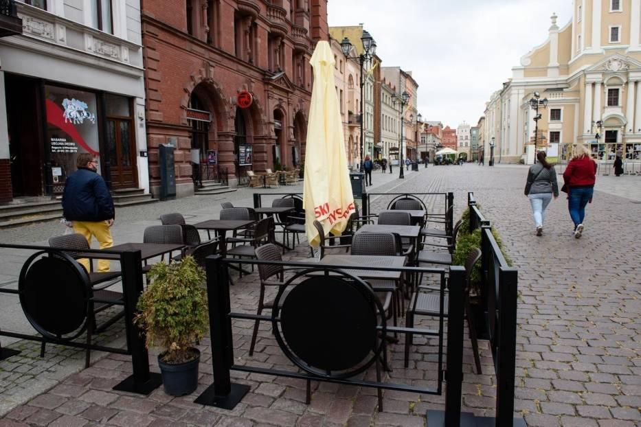 Gastronomia w Toruniu walczy o klienta: ceną, nowym menu, zmienionym wystrojem