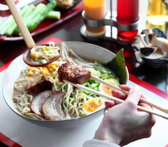 Najlepszy ramen w Warszawie. Tutaj japońskie dania są najsmaczniejsze