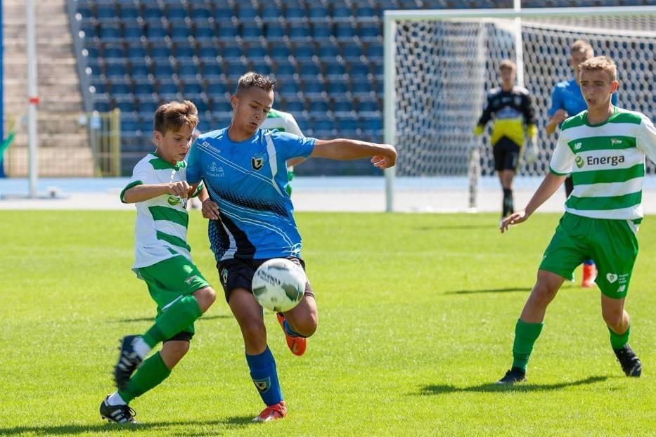 CWZS Bydgoszcze pokonał 1:0 Lechię Gdańsk