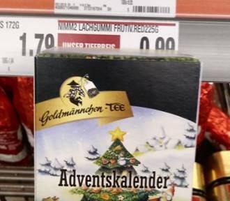 Świąteczne smakołyki w niemieckim markecie! Zobacz, co znajdziesz na półkach! [GALERIA]