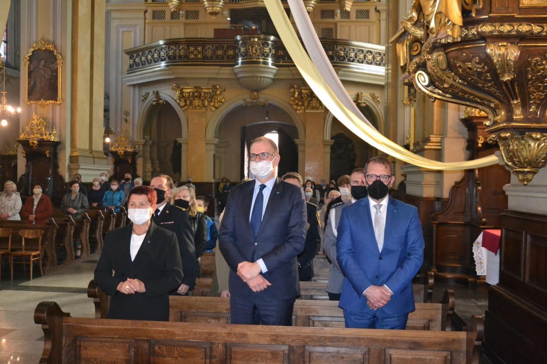 18 maja w archikatedrze w Przemyślu, odbyły się uroczystości związane z obchodami setnej rocznicy urodzin św