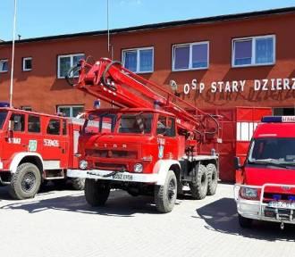 OSP Stary Dzierzgoń otrzyma nowy wóz bojowy - jednostka na liście dofinansowanych