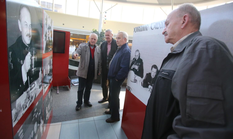 """Wystawa """"Pokłady pamięci"""" w Silesia City Center"""