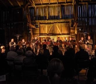 Gm. Szamotuły. W Baborówku Mozart rozbrzmiewał w... stodole!