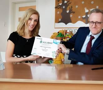 Panasonic wspiera polskie żłobki w walce o lepszą jakość powietrza