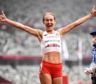 Złoty medal w biegach! Barbara Bieganowska-Zając wygrała na 1500 metrów