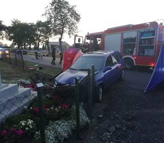 Z regionu. Śmiertelny wypadek pod Kaliszem. Nie żyje 20-latek