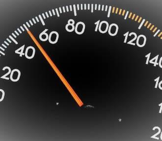 Aż 48 wykroczeń z niestosowania się do ograniczeń prędkości!