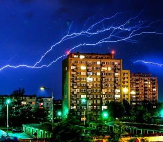 IMGW ostrzega. W Kujawsko-Pomorskiem w nocy możliwe wichury, ulewy, trąby powietrzne
